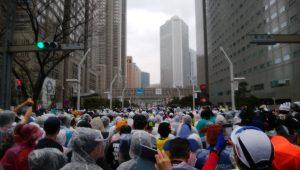2019東京マラソンスタート