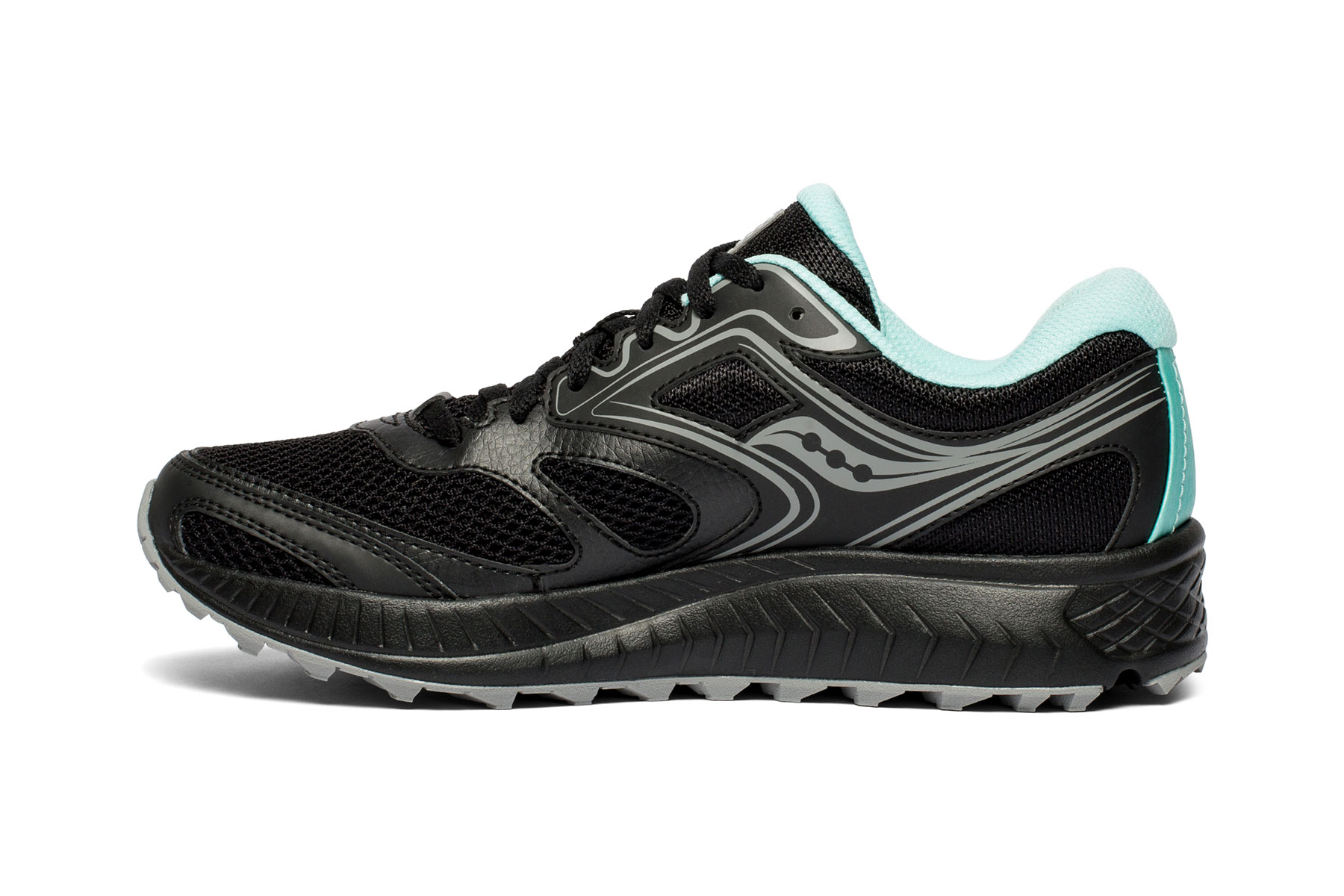 Women Trail Running Saucony Cohesion